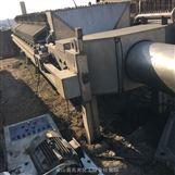 二手130平方德州京津程控隔膜压滤机出售