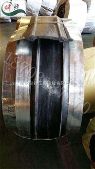 方孔型钢边橡胶止水带堵漏施工