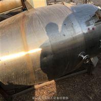 二手2立方容量不锈钢多功能提取罐出售