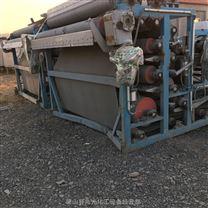销售二手2米带宽污泥脱水带式浓缩压滤机