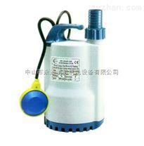 永易通潛水泵SPP-250F單相自動魚池抽水泵