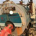 二手1噸全自動燃油蒸汽鍋爐低價處理
