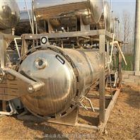 二手不锈钢喷淋式蒸汽式杀菌锅食品灭菌设备