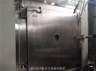 二手真空冷冻干燥机 东富龙冻干机21.6平方