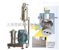 SGN/思峻 管線式高剪切高速陶瓷膠體磨