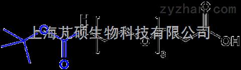 BocNH-PEG8-CH2CH2COOH;1334169-93-3