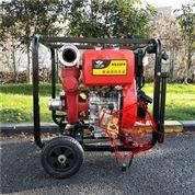 农业用自吸2.5寸柴油机水泵