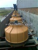 海南东方冷却水塔100吨玻璃钢凉水塔