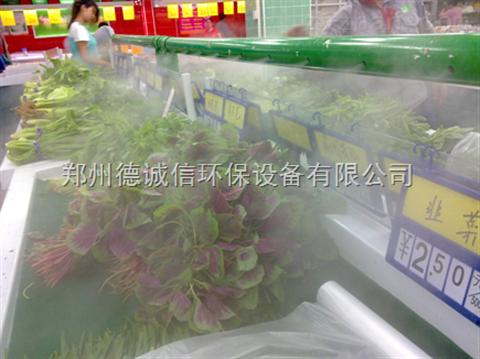 蔬菜喷雾加湿器生产厂家