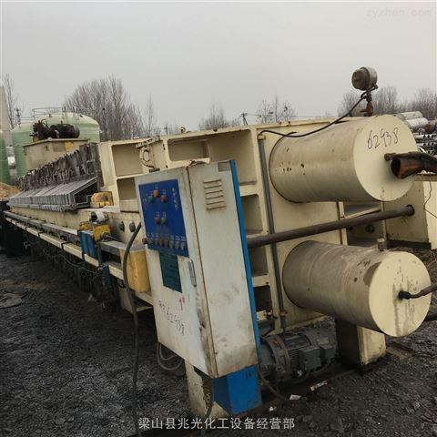 二手2米带宽污泥脱水带式浓缩压滤机