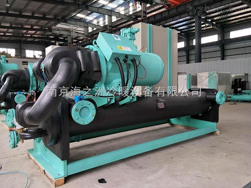 HZS-430WND水冷螺杆满液式冷水机组