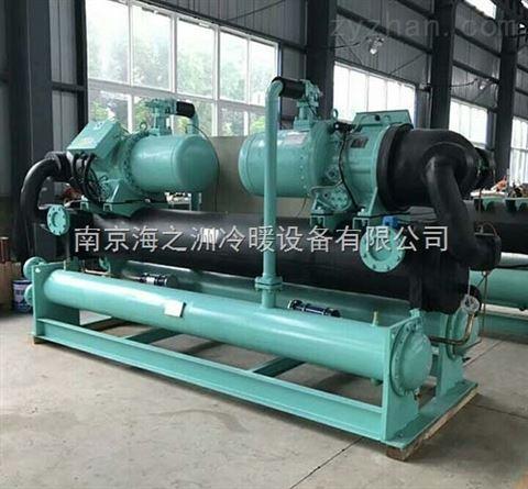 满液式水冷螺杆工业冷水机