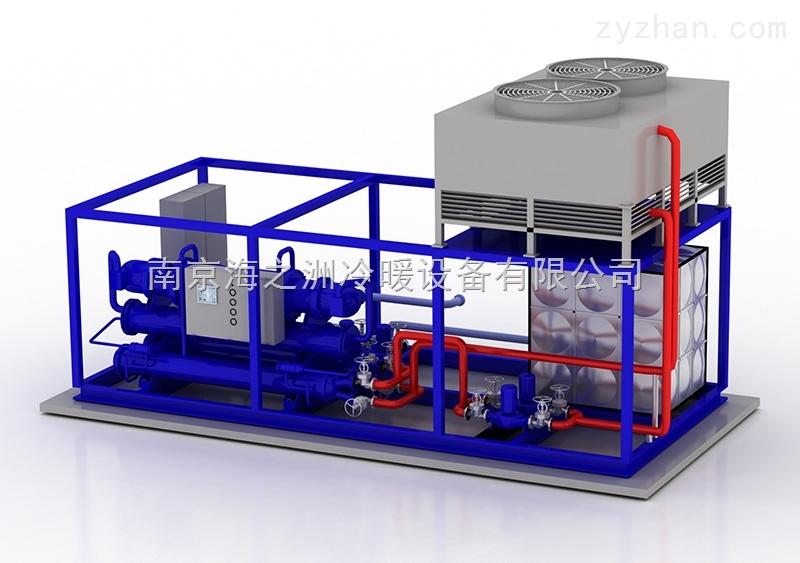 HZS-1200WD一体化水冷式冷水机组