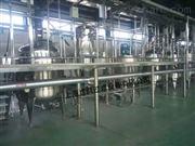 菜籽油过滤设备生产线工程