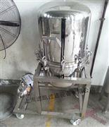 LKLS不锈钢硅藻土过滤机