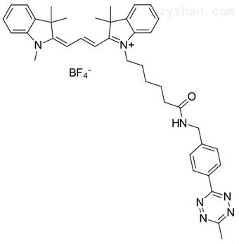 Cy3 Tetrazine|Cyanine3 tetrazine