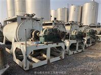 二手5000L不銹鋼真空耙式干燥機5噸4噸