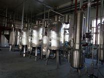 制药设备蒸发器3吨4效价格