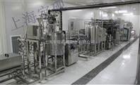 实验型果汁饮料生产线