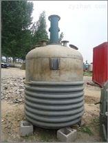 二手1吨不锈钢反应釜