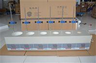 ZNCL-DL数显多联磁力搅拌器