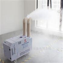 杏鲍菇菇房大雾量加湿设备多少钱