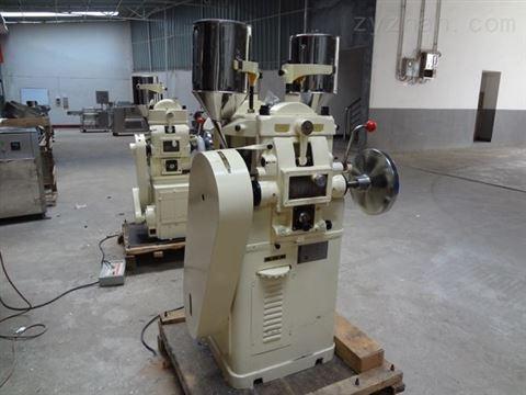 二手圆片压片机长期供应