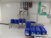 半自动化工液体灌装机20升双头式 上海品牌