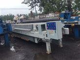 低价转让出售二手100平方污水处理专用压滤机