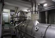 工业盐固定流化床干燥机