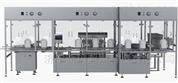 XM-G全自動液體灌裝生產線