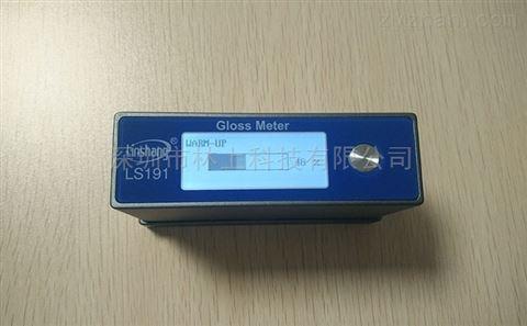 一级油墨便携式光泽度计的使用方法