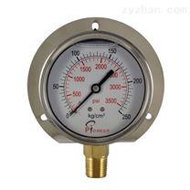 派尔耐抗震压力表 多种规格可来电定制