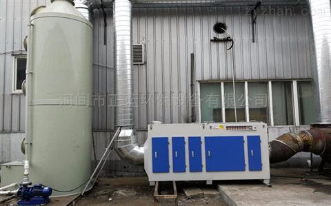 喷淋塔说明书简介河北水喷淋洗涤塔生产厂家