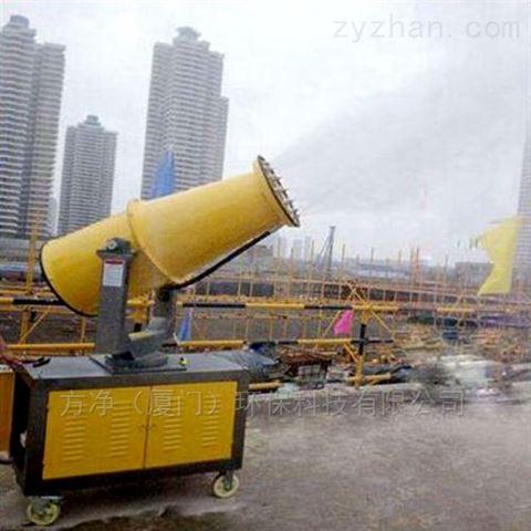 厦门方净工地混凝土制品厂降尘喷雾机