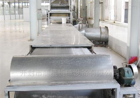 土豆粉条机工艺流程与传统做法不同