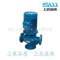 GW型无堵塞排污泵 高效管道泵 单级离心泵