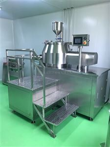 HLSG立式高效湿法混合制粒机