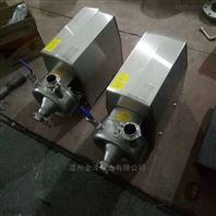 不锈钢卫生级保温离心泵用途