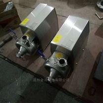 不銹鋼衛生級保溫離心泵用途