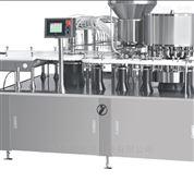 YPKFG-10ml高速口服液灌装轧盖机
