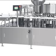 YPKFG10ml高速口服液灌装轧盖机