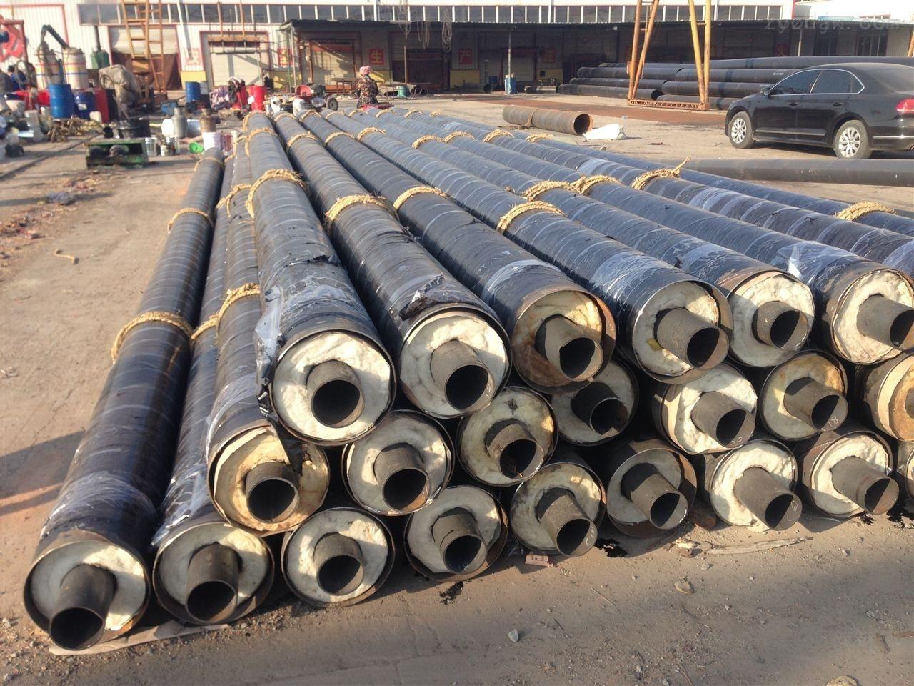 十堰136直埋式塑套钢保温管/室外地埋要求