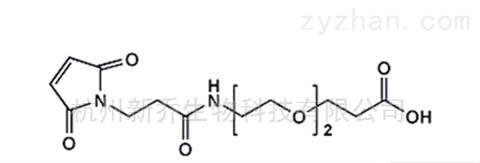 756525-98-1 MAL-PEG2-COOH 小分子PEG