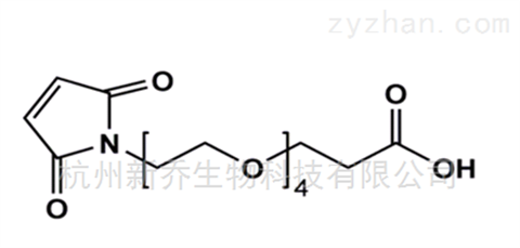 518044-41-2 MAL-PEG4-COOH 小分子PEG