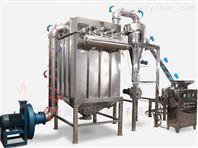 连续式超微粉碎机药材打粉机五谷杂粮磨粉机