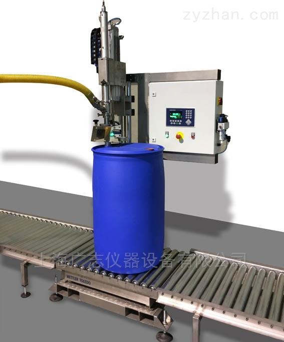 200升自动灌桶机-200升自动灌桶机 180kg大铁桶灌装机