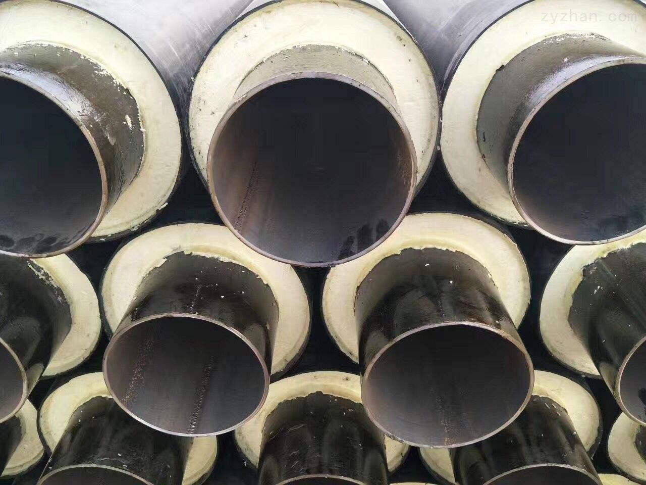 朝阳县聚氨酯预制暖气复合保温管生产需求