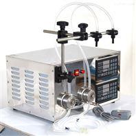 双头电动液体灌装机