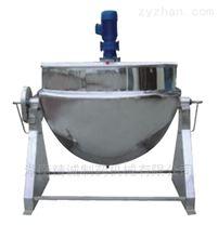 300L-2000L型提取罐搅拌夹层锅